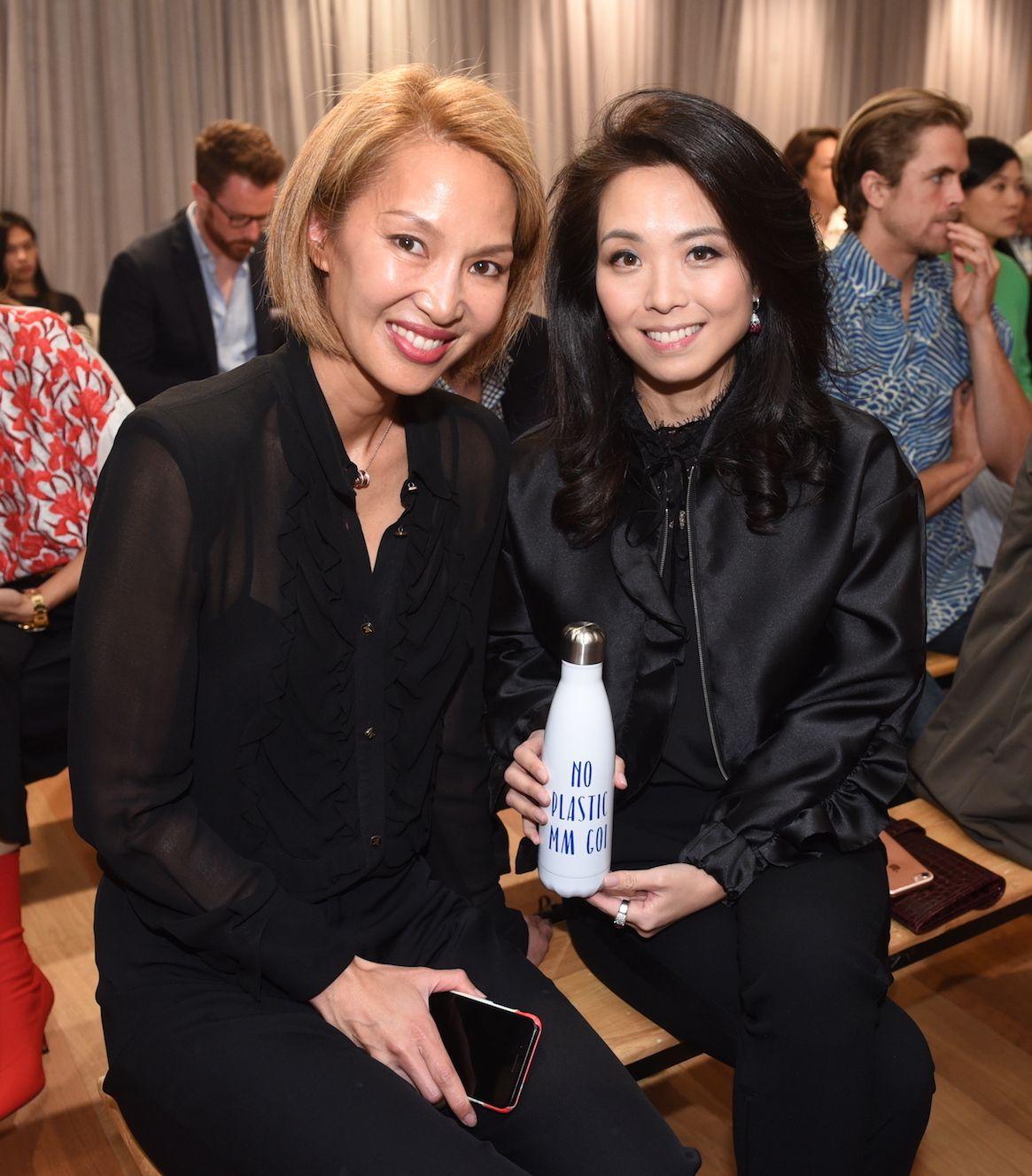 Yolanda Choy-Tang, Anne Wang-Liu