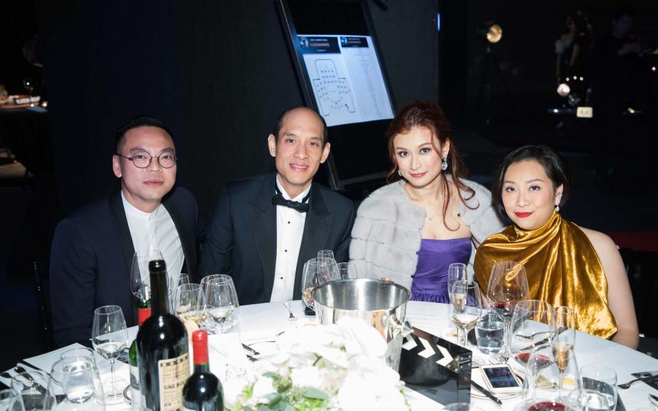Alan Lo, Terrence Fung, Colleen Fung, Yenn Wong