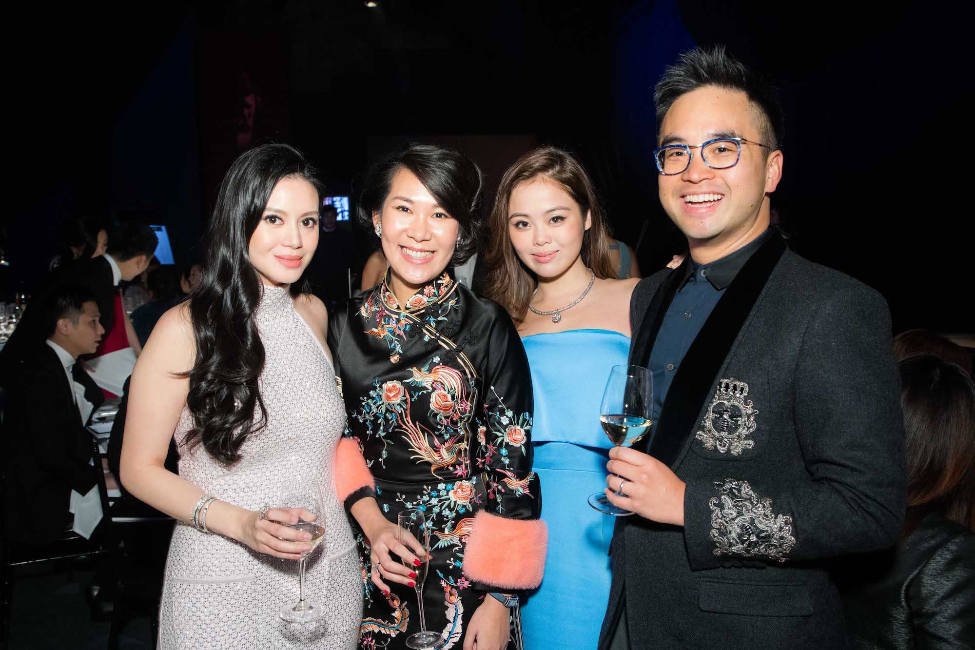 Emily Lam-Ho, Charmaine Ho, Jasmine Chung, Adrian Cheng