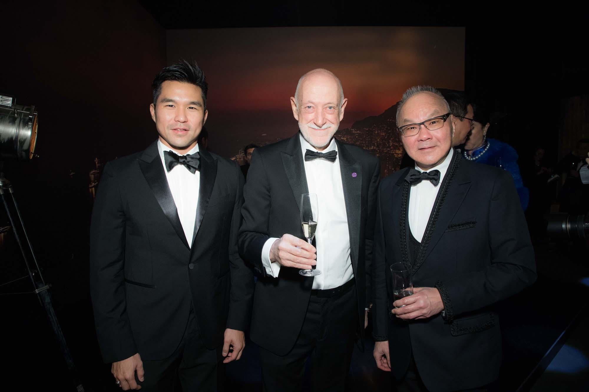 Jamie Lee, Walter Adrian, John Lee