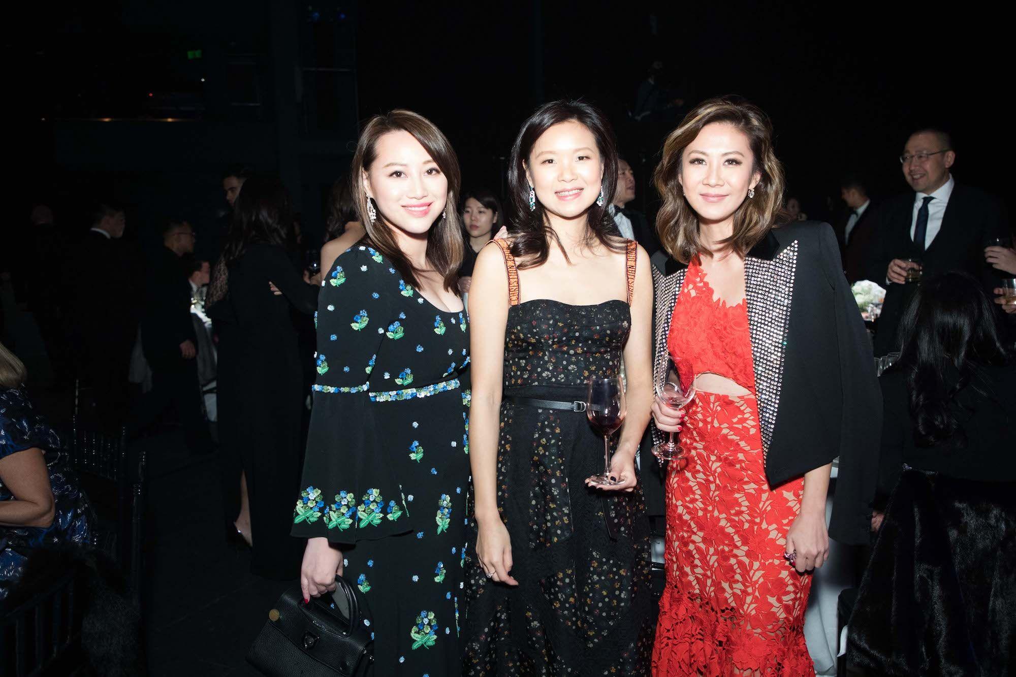 Josephine Chiu, Lilli Ma, Adrienne Hui