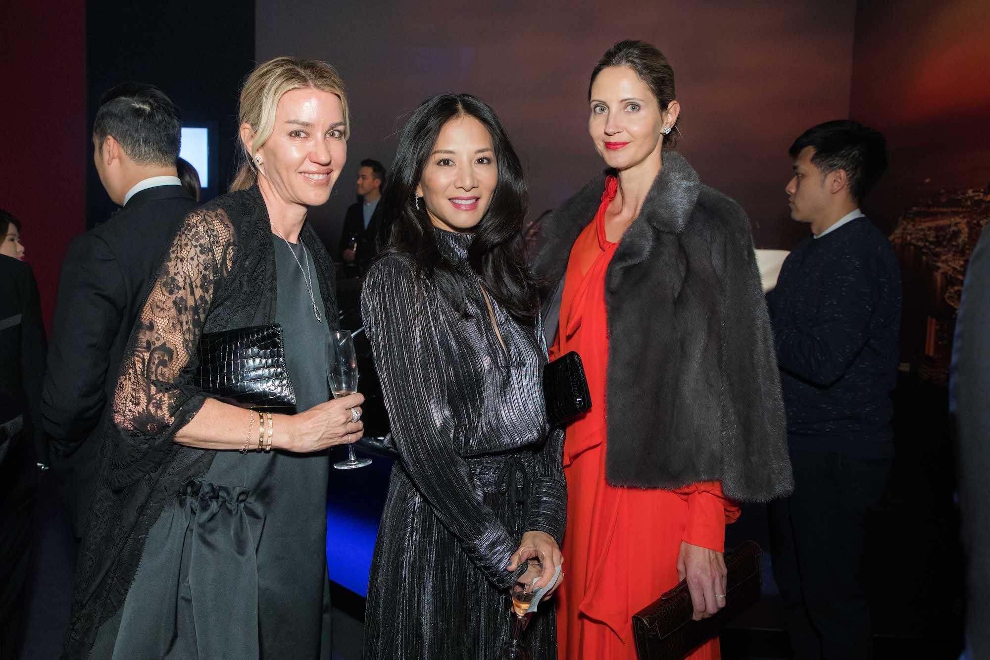 Lucy Bond-Marriott, Audry Ai-Morrow, Tamara Varga