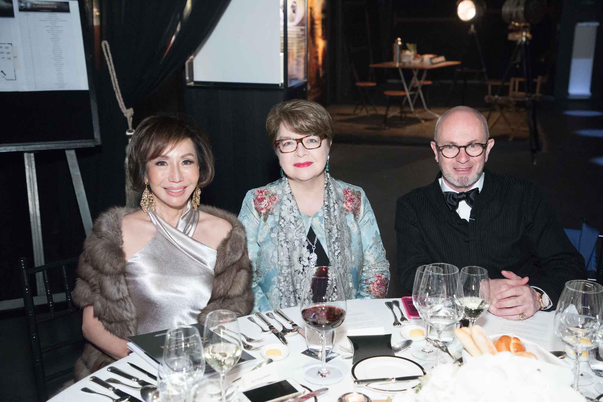 Olivia Lee-Davies, Gillian Choa, David Steele