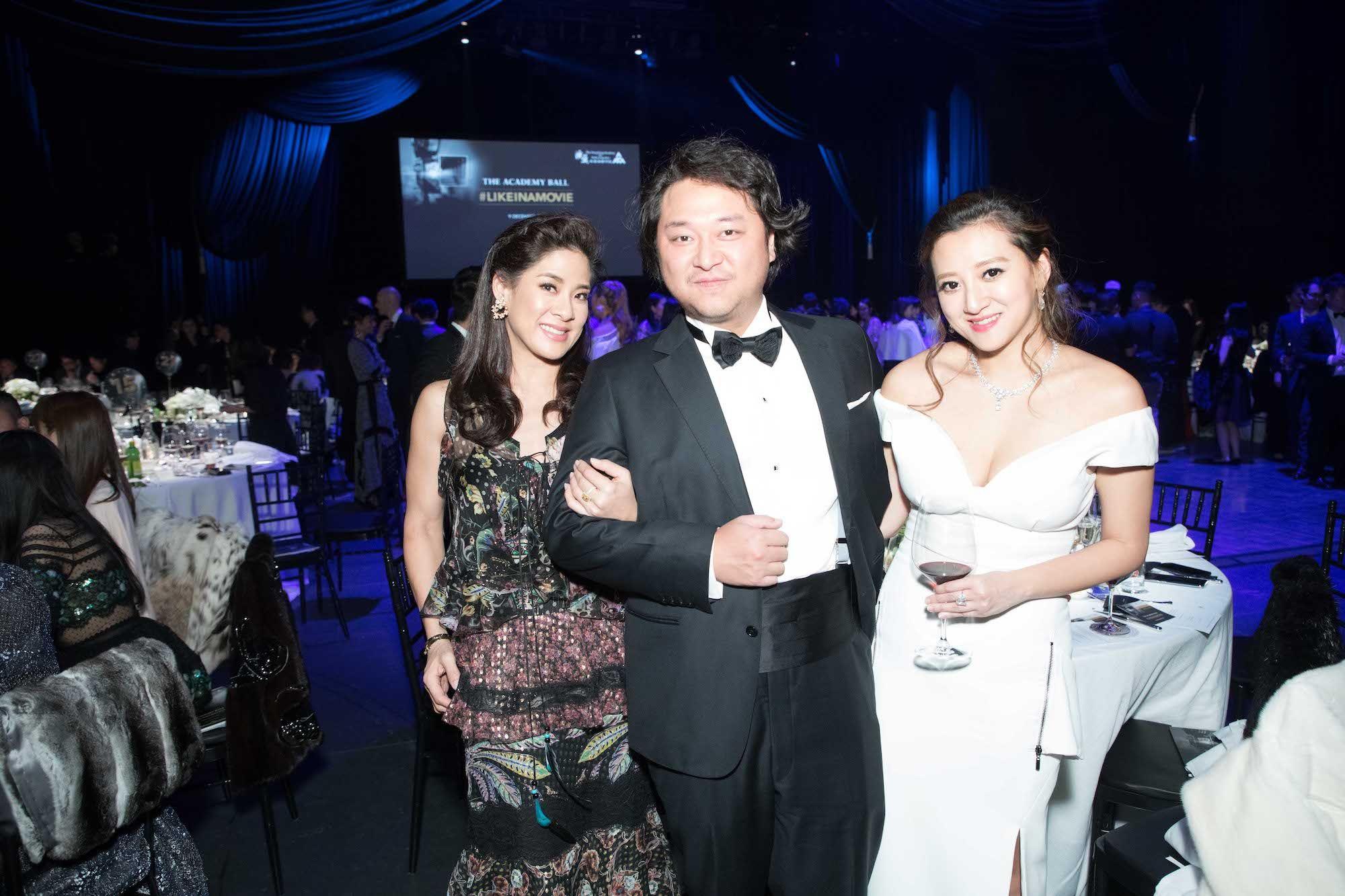 Sabrina Fung-Lam, Andrew Chiu, Wendy Hui