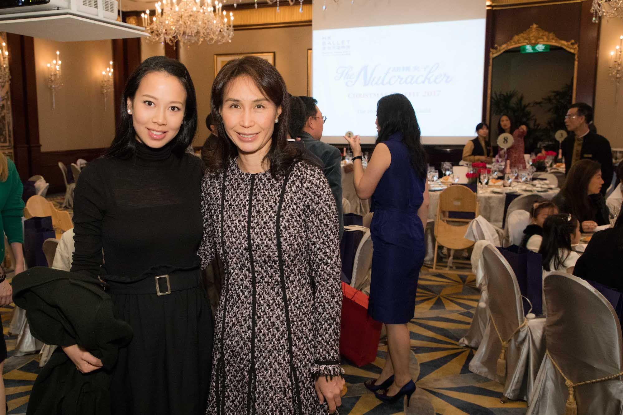 Claudine Ying, Daisy Ho