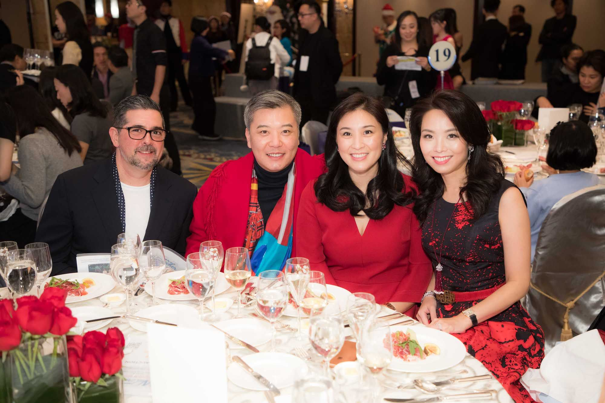 Francisco Anton-Serrano, Peter Cheung, Leigh Tung-Chou, Anne Wang-Liu