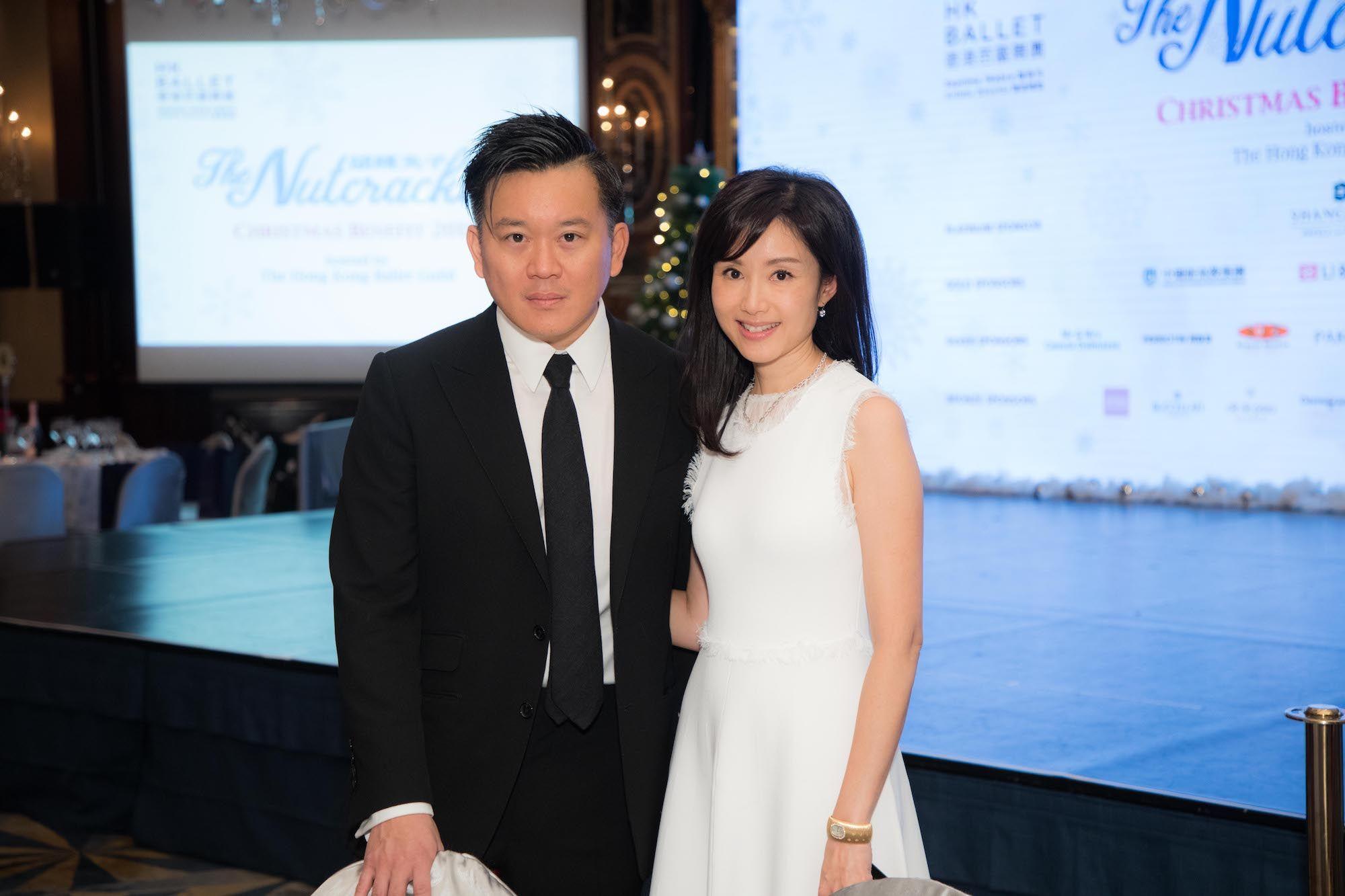 Derek Yeung, Liana Yung-Yeung