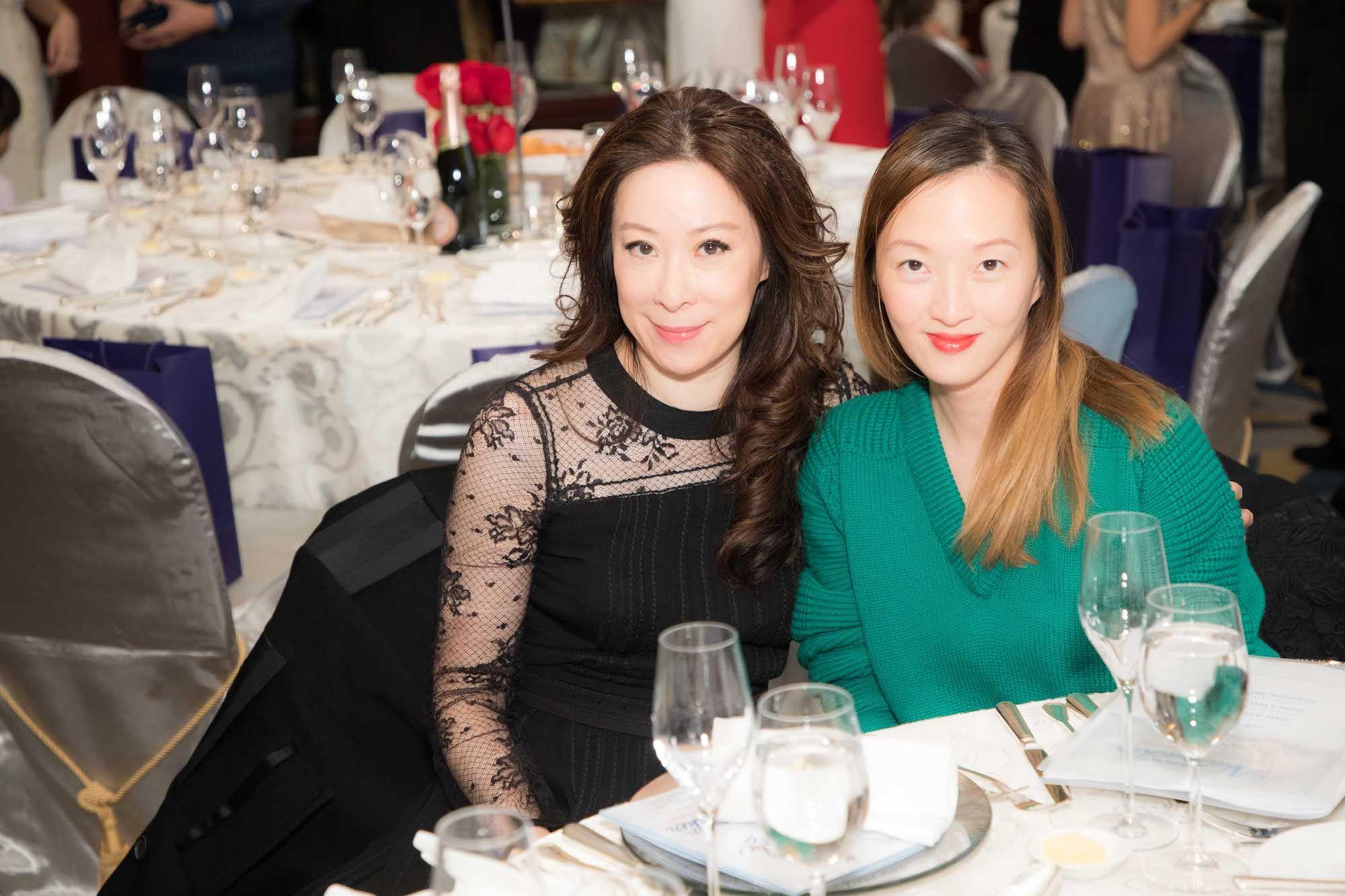 Janice Chan-Choy, Victoria Law-Ha
