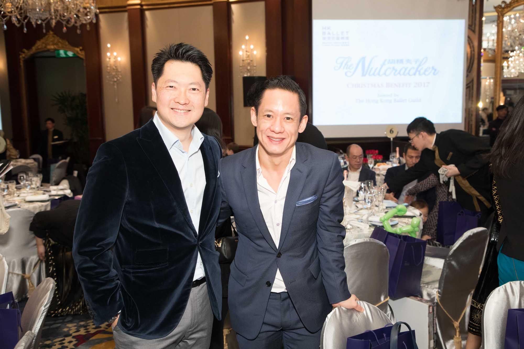 Julian Liu, Robert Cheng