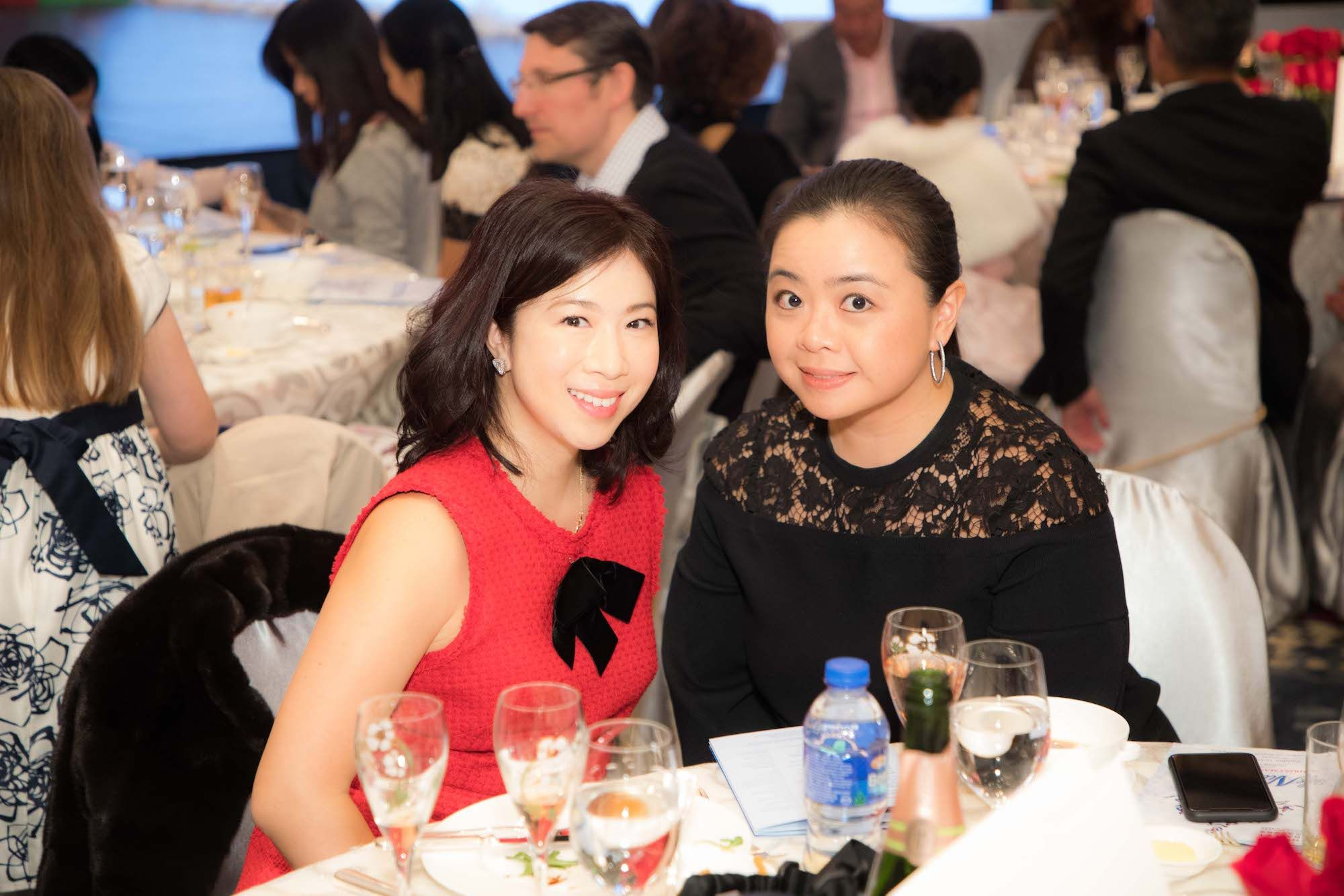 Leanne Lu, Vena Cheng