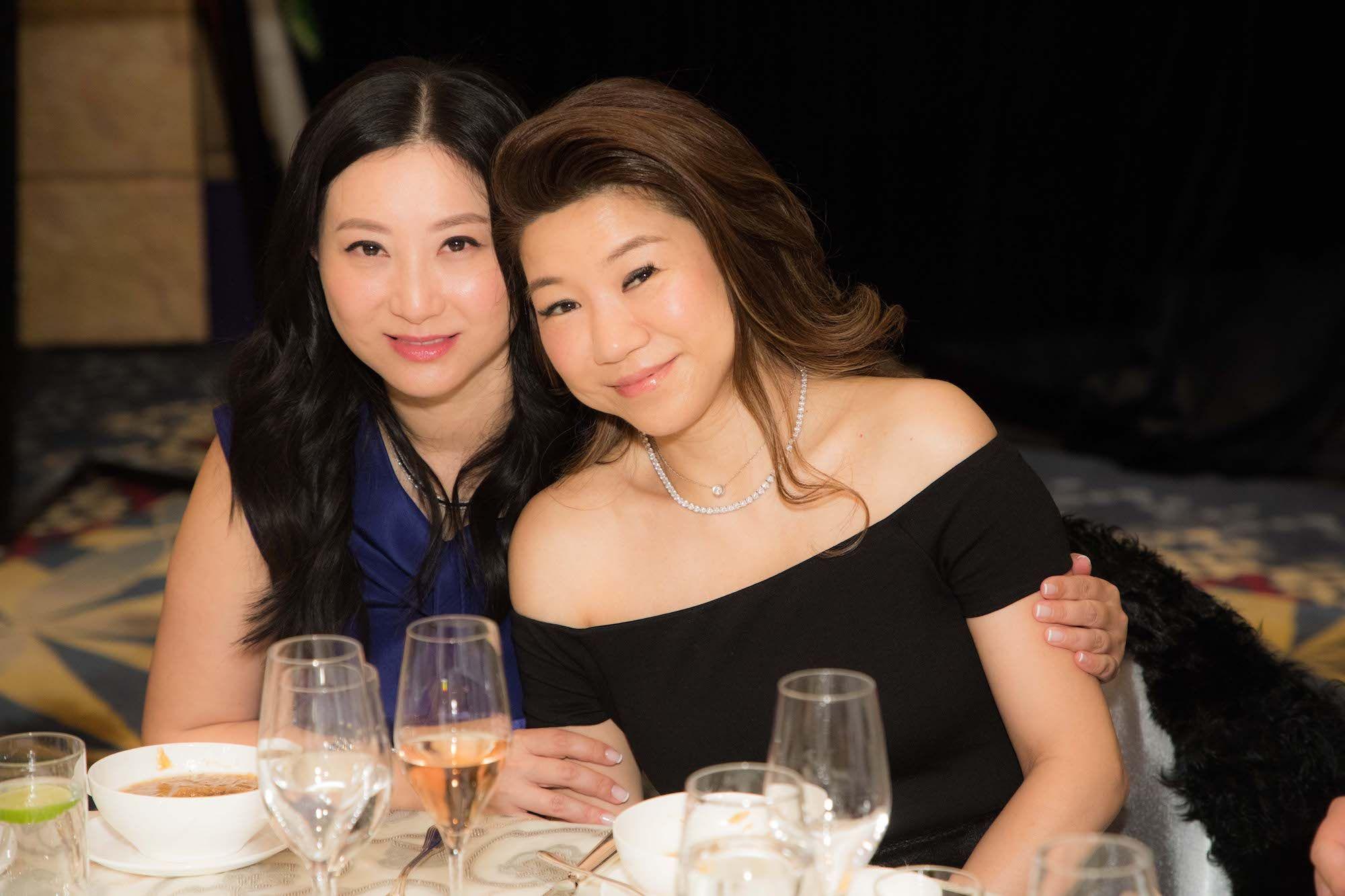 Lillian Lee-Fong, Vanessa Kwan