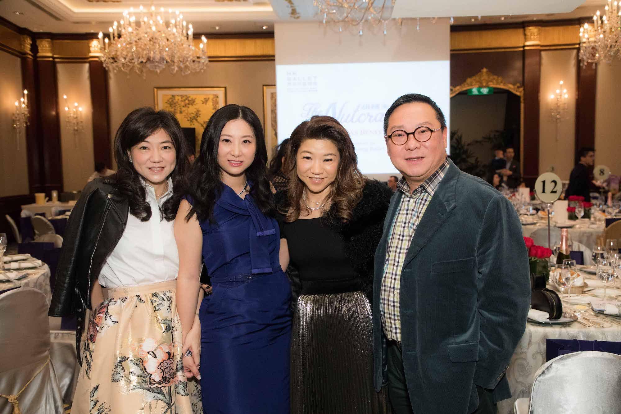 Viola Cheong, Lillian Lee-Fong, Vanessa Kwan, Michael Kwan
