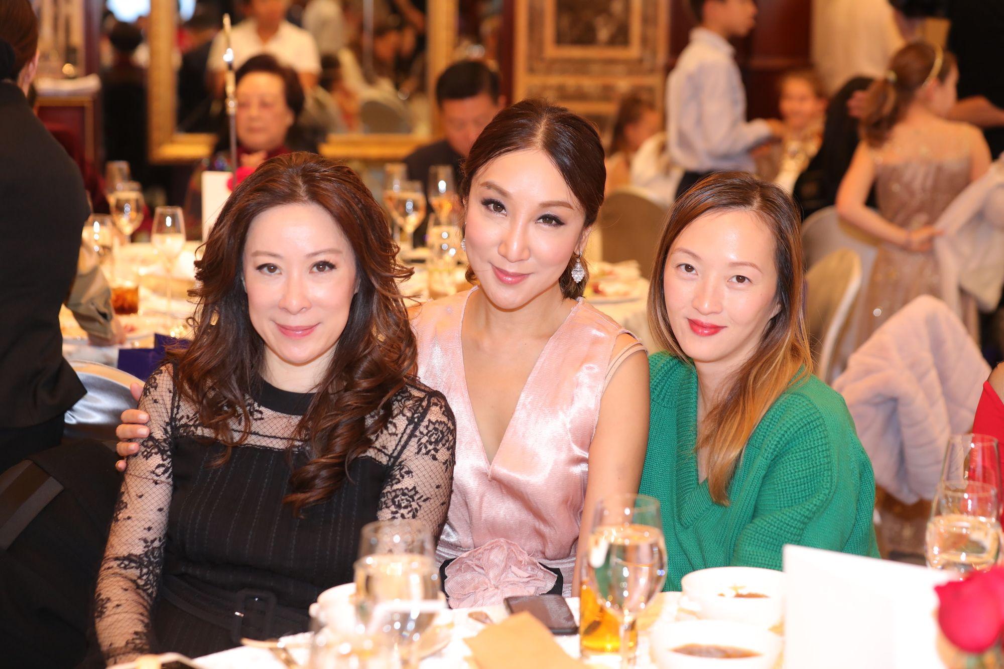 Janice Chan-Choy, Jane Louey, Victoria Law-Ha