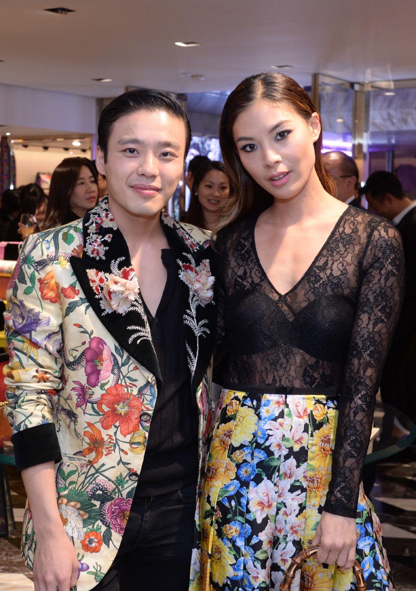 Jonathan Cheung, Alison Chan-El Azar