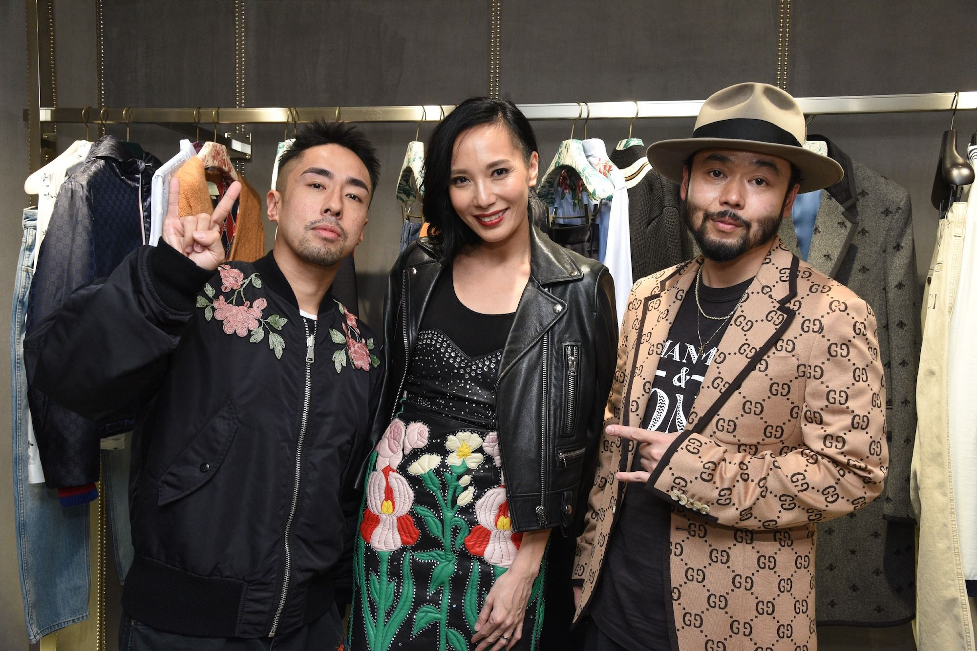 Kevin Poon, Jaime Ku, Motofumi Kogi