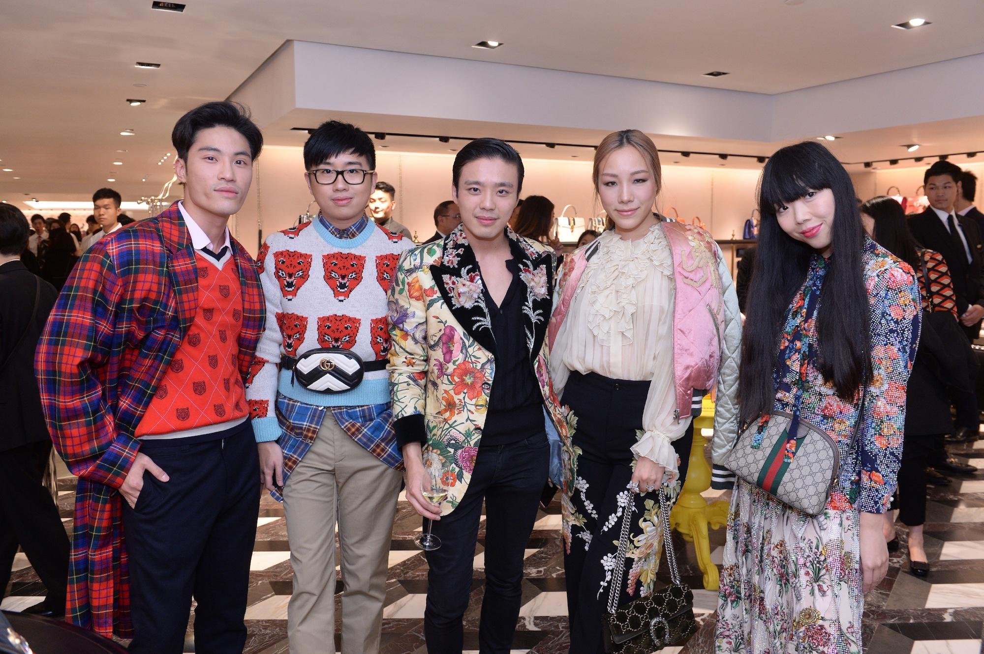 Loui Lim, Declan Chan, Jonathan Cheung, Feiping Chang, Susie Lau