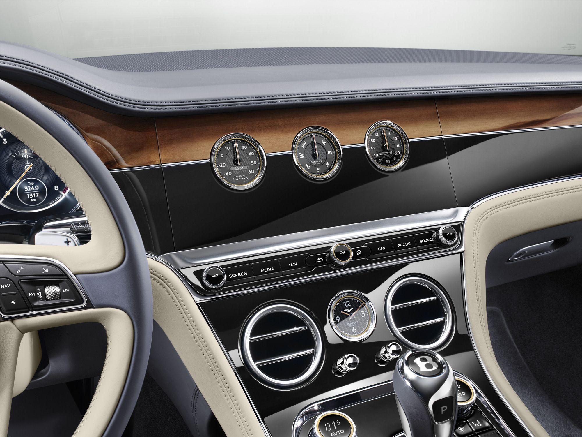 In Pictures The All New Bentley Continental Gt Hong Kong Tatler