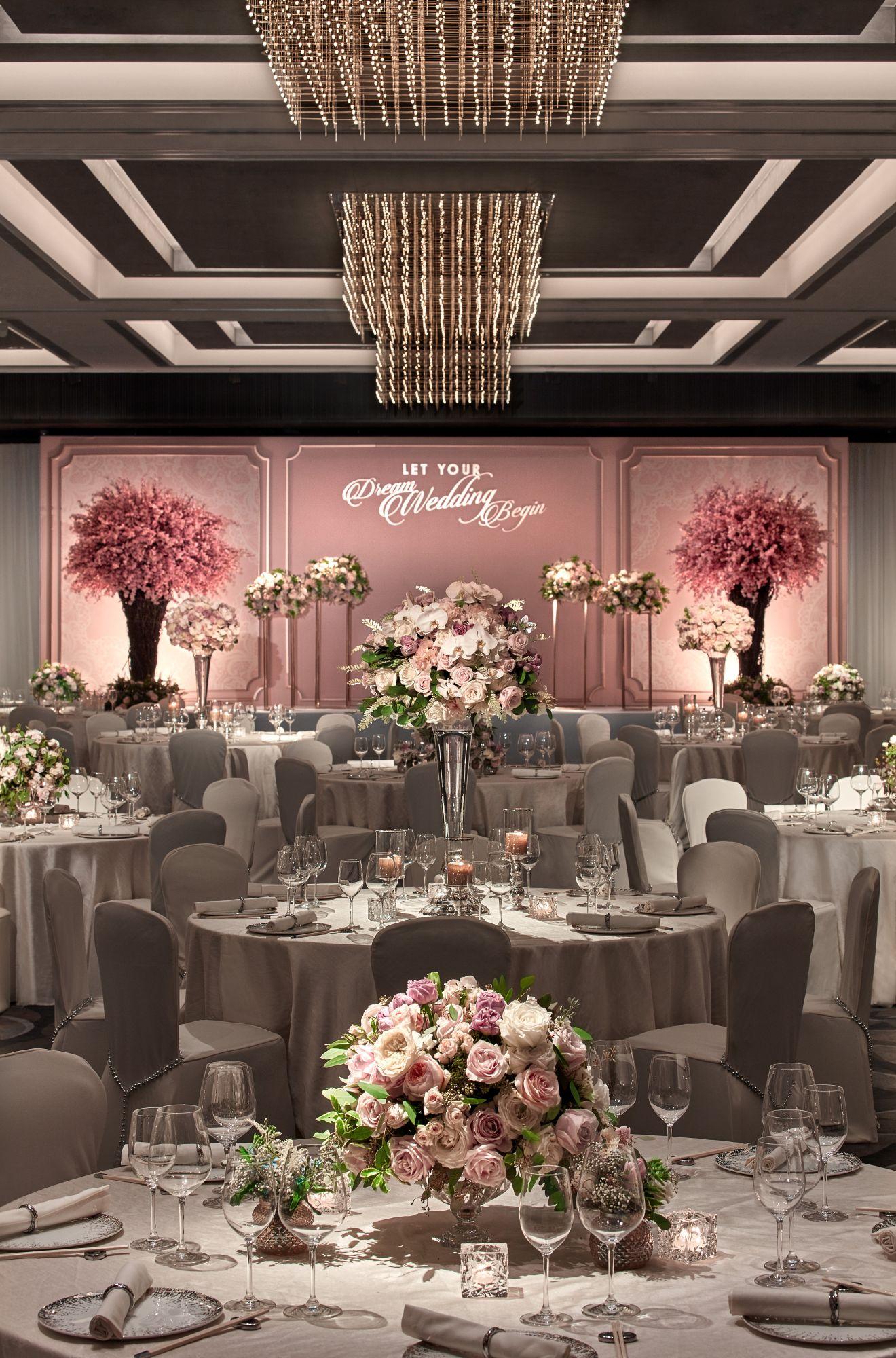Photo Courtesy Of Jw Marriott Hotel Hong Kong