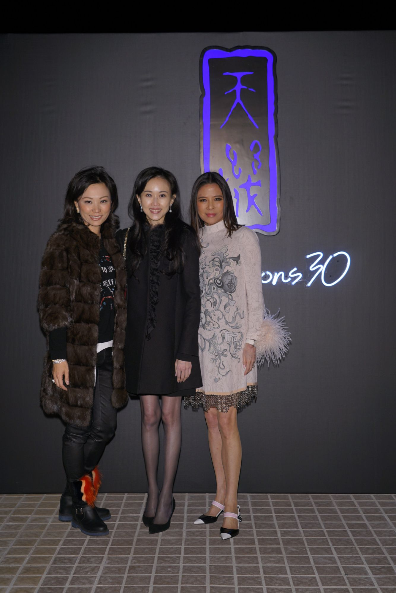 Michelle Cheng-Chan, Jacqueline Chow, Yvette Yung
