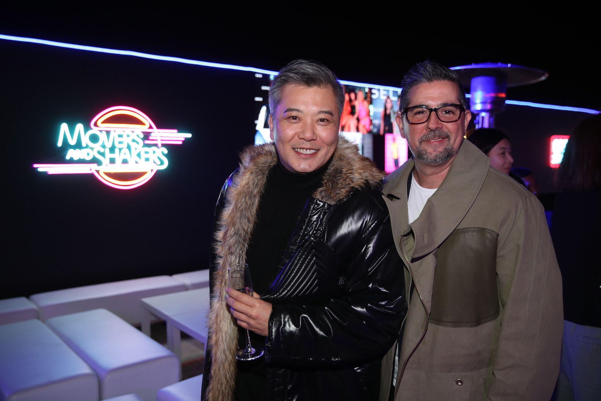 Peter Cheung, Francisco Anton-Serrano