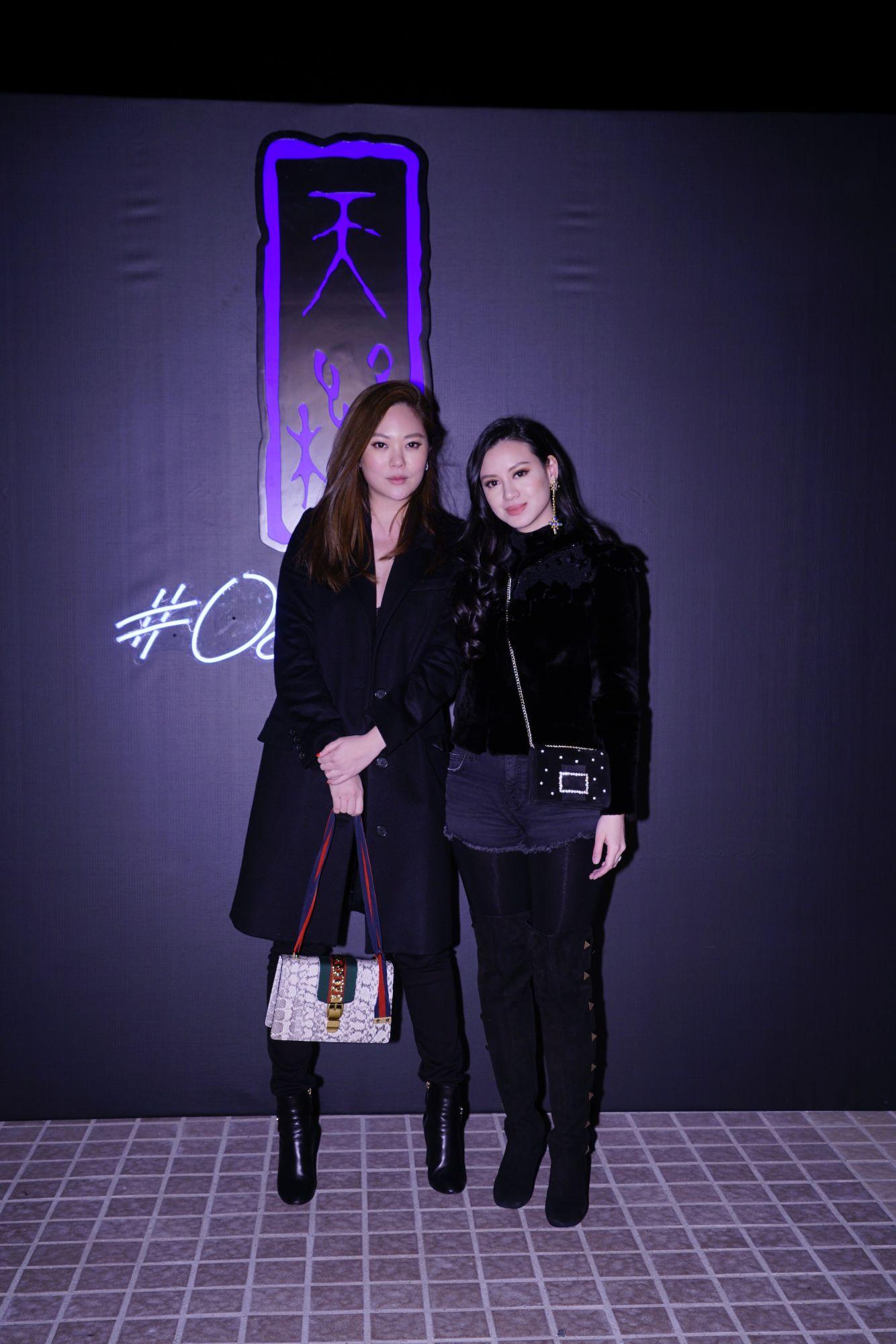 René Chu, Emily Lam-Ho