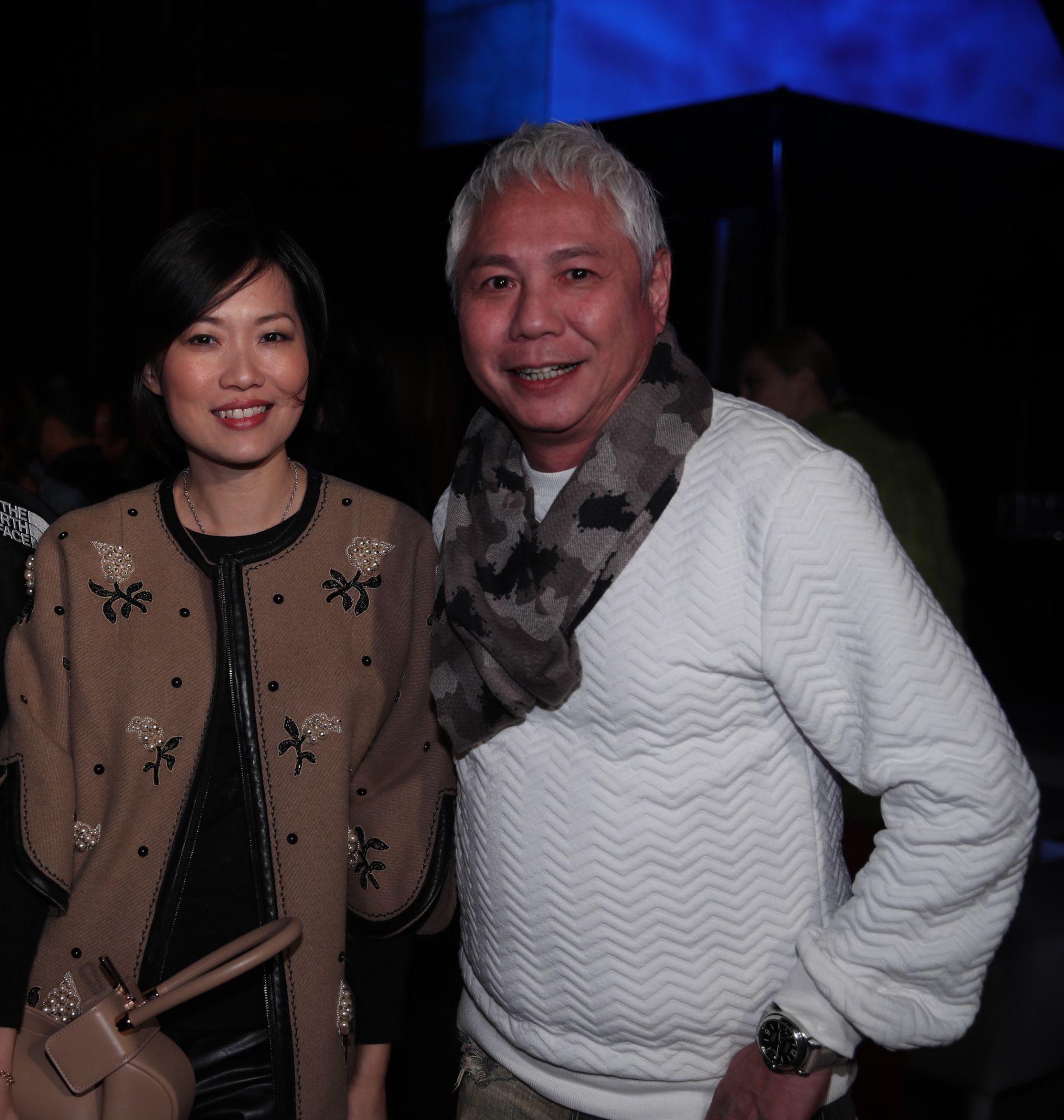 Tansy Lau-Tom, Jackson Ng