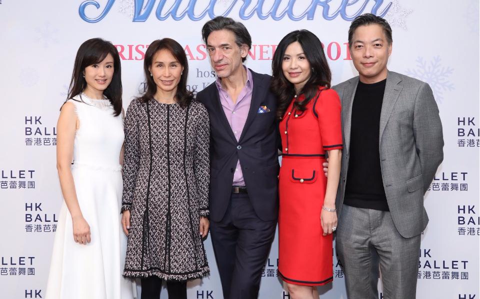 Liana Yung-Yeung, Daisy Ho, Septime Webre, Connie Wei-Yang, Paul Tam