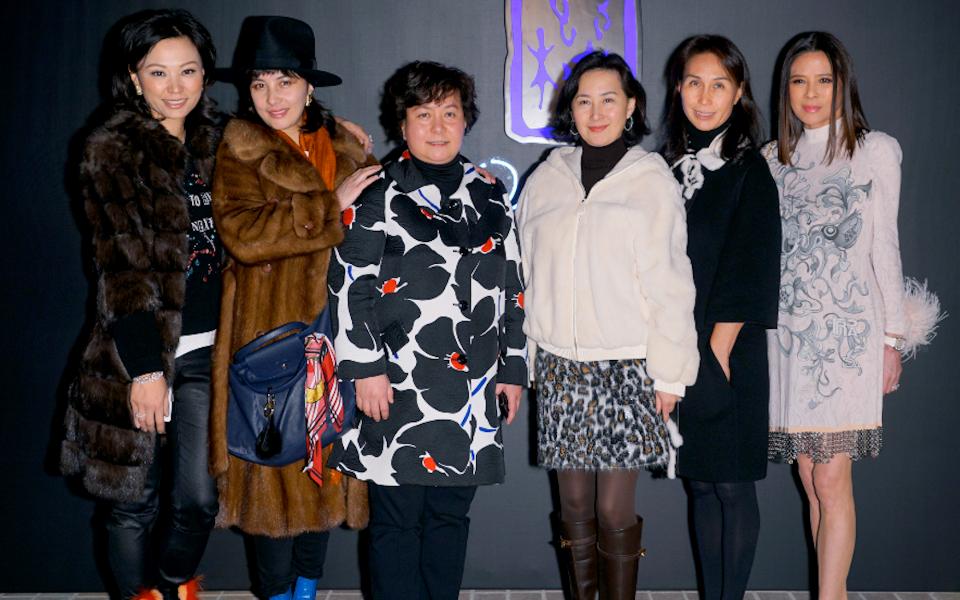 Michelle Cheng-Chan, Josie Ho, Maisy Ho, Pansy Ho, Daisy Ho, Yvette Yung