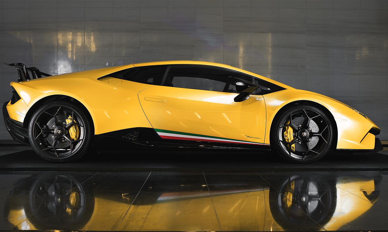Photo: Courtesy Of Lamborghini