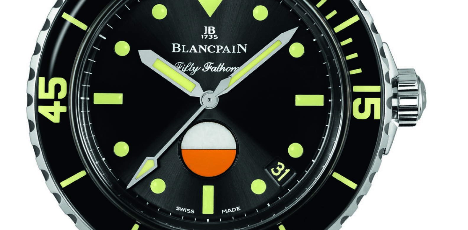 This was one of the most popular releases at Baselworld this year. With it, Blancpain sets a fine example of doing tribute watches right. (Photo: Courtesy of Blancpain)