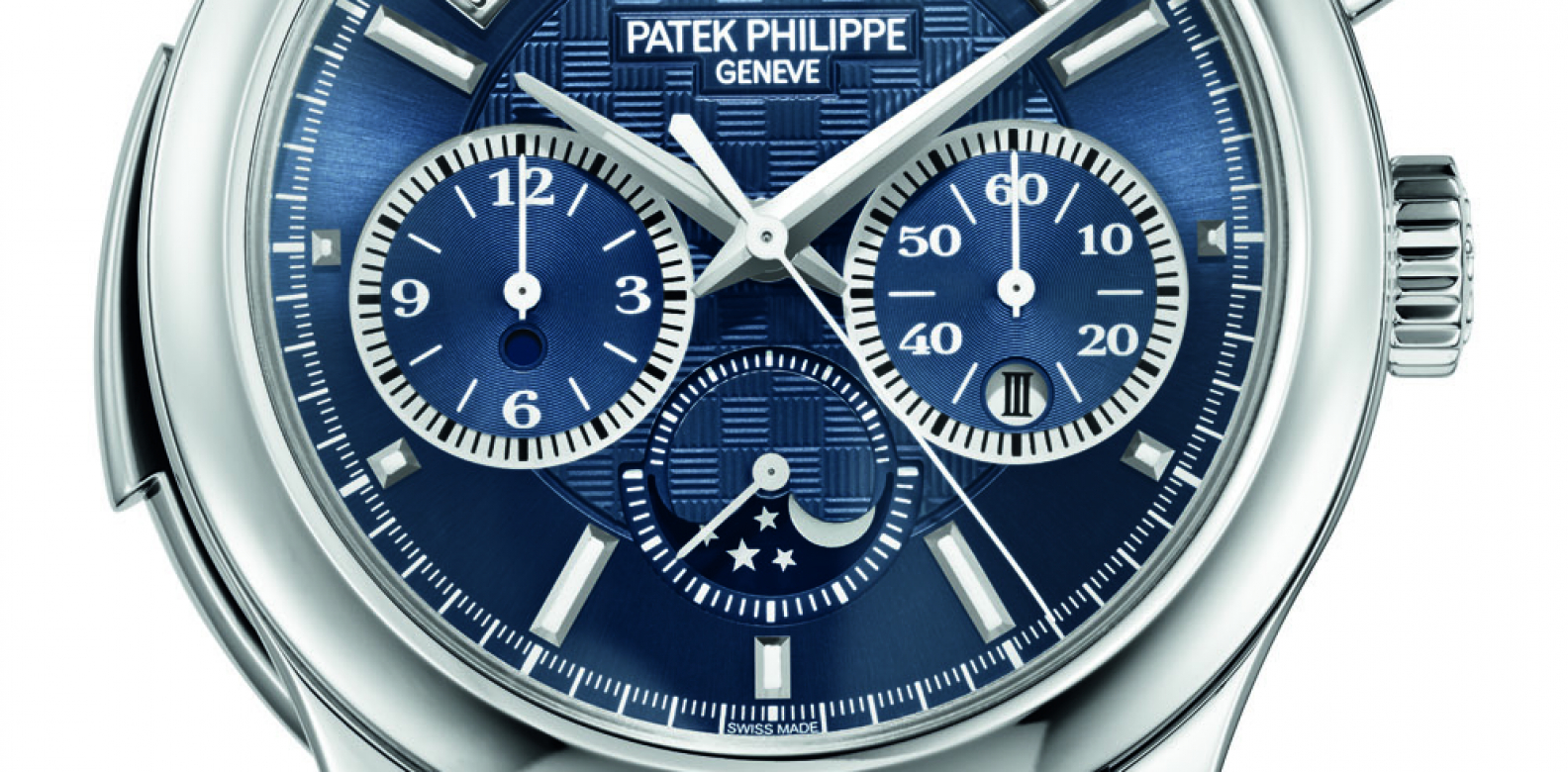 Anything from Patek Philippe generates interest and buzz among collectors and industry experts. Combining a material the storied brand rarely uses, titanium, with a beautifully executed hand-guilloched carbon-fibre dial, this piece is set to break auction records. (Photo: Courtesy of Patek Philippe)