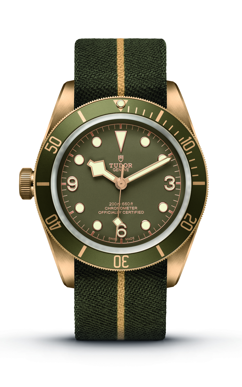 From the brand that can do no wrong at the moment. If the version of this watch donated to Only Watch 2015 was any indication—it sold for 375,000 Swiss francs (more than HK$3 million), 120 times the list price—this one will generate feverish bidding. (Photo: Courtesy of Tudor)
