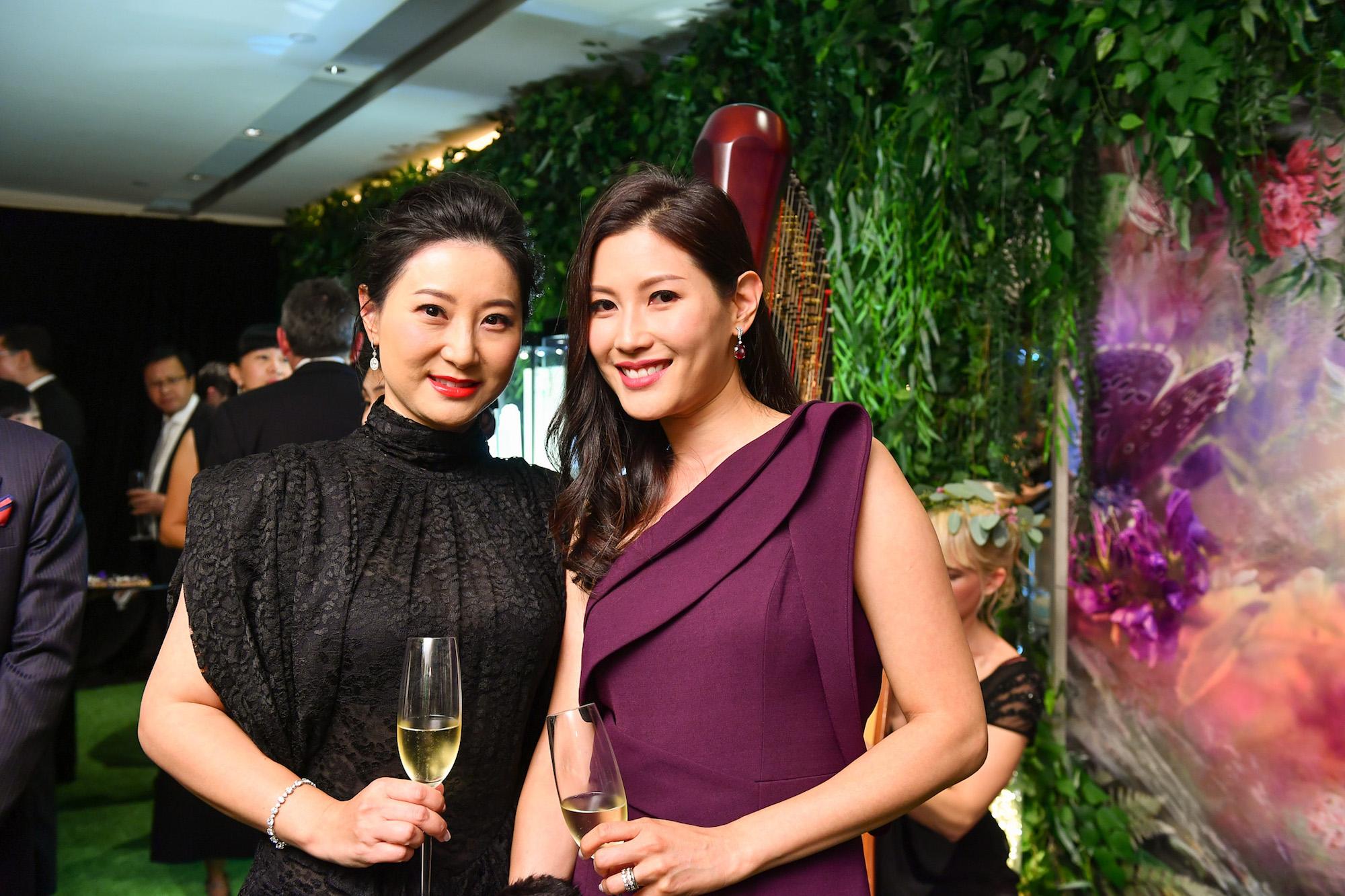 Lillian Lee-Fong, Michelle Kwong