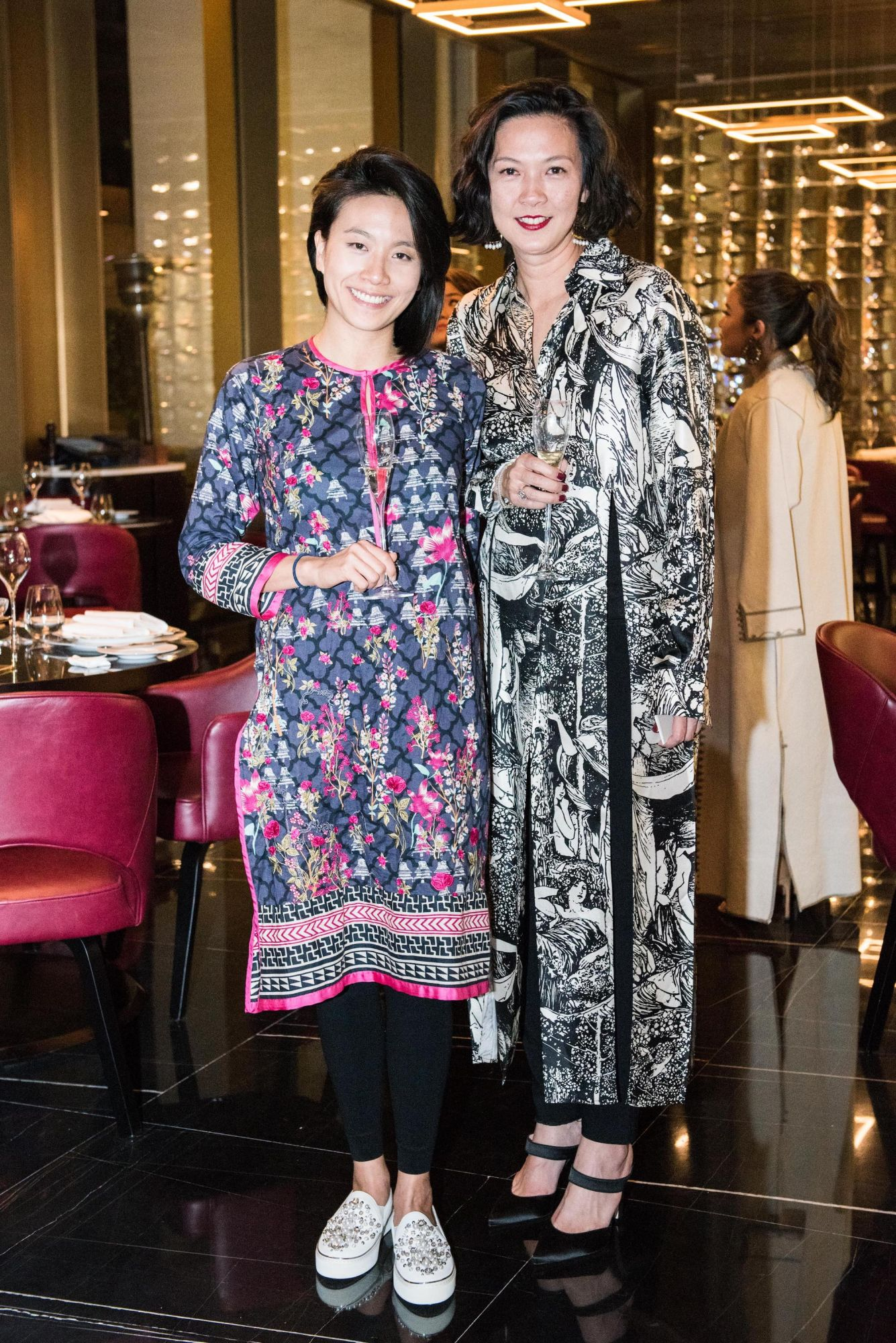 Natalie Chan, Lynn Cheah