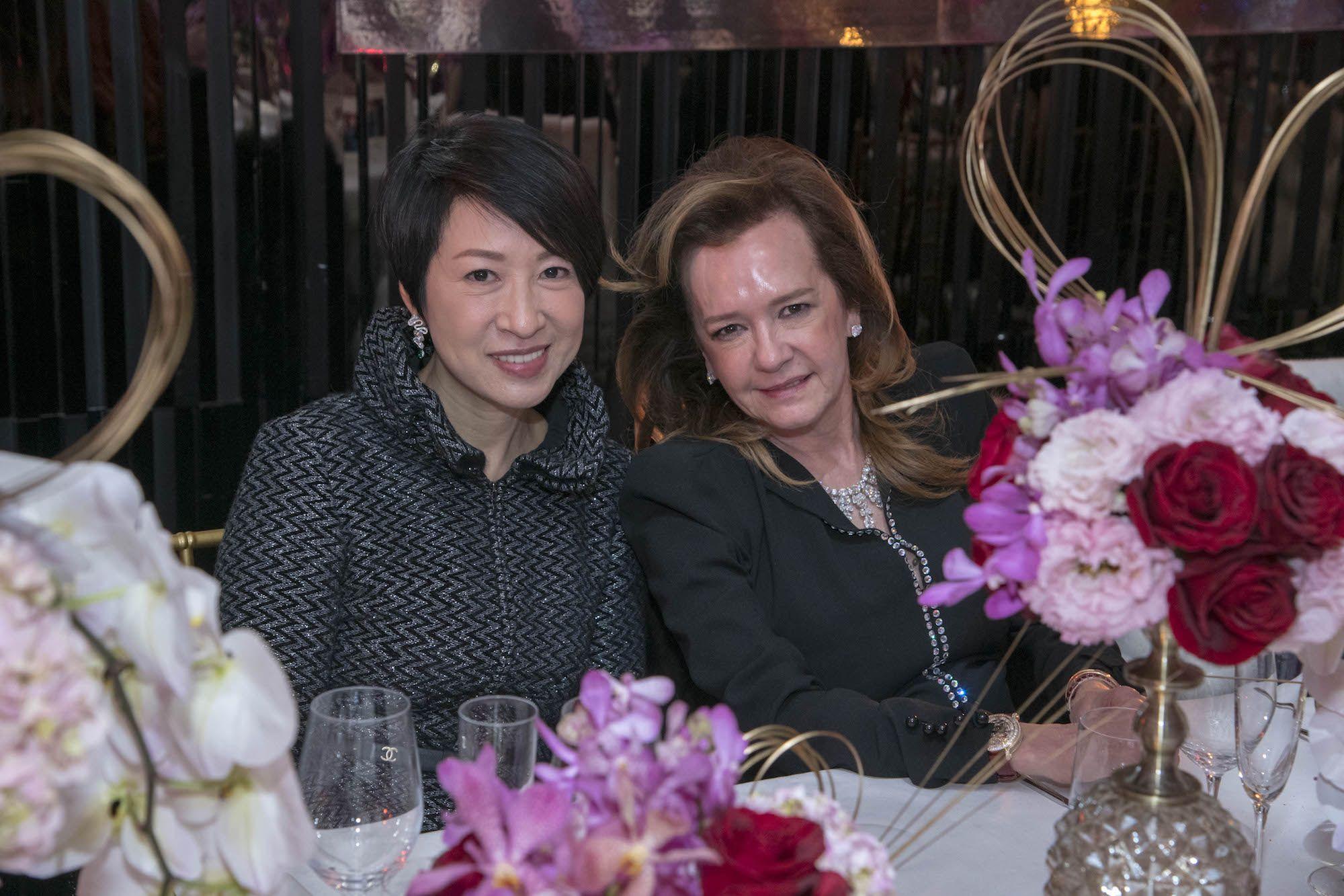 Michelle Ma, Caroline Scheufele