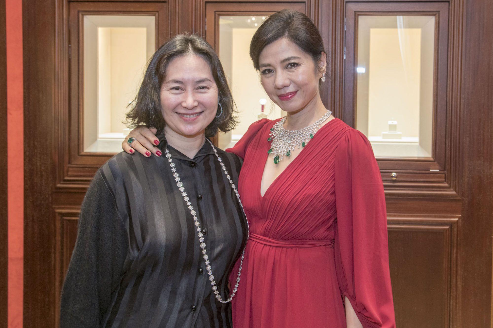 Pansy Ho, Cherie Chung