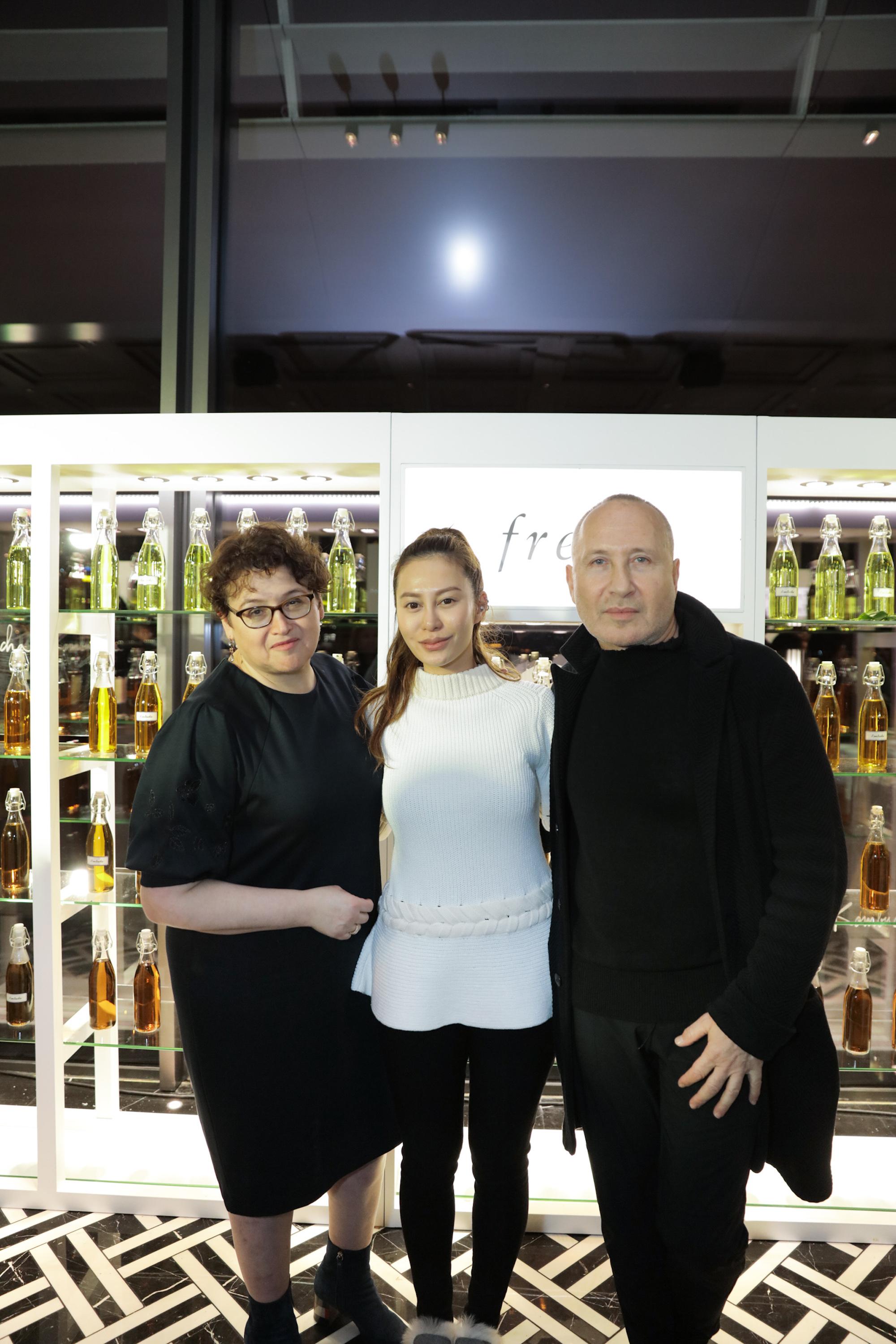 Alina Roytberg, Eleanor Lam, Lev Glazman