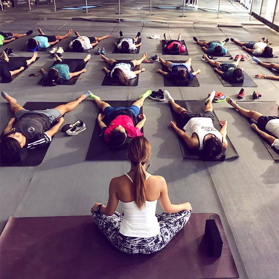 Stretch It Out: Hong Kong's Best New Yoga Studios