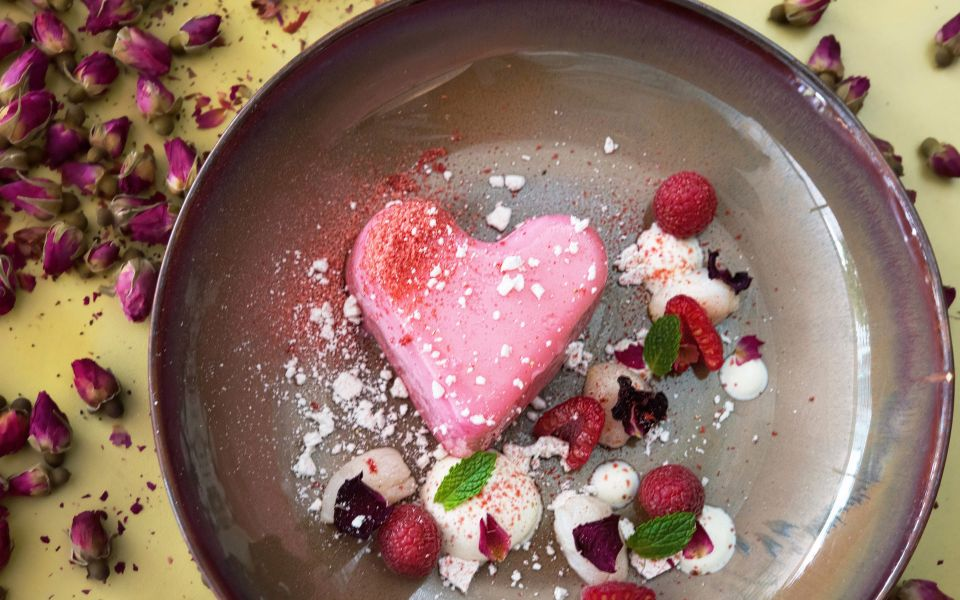 Celebrate Valentine's Day At Commissary