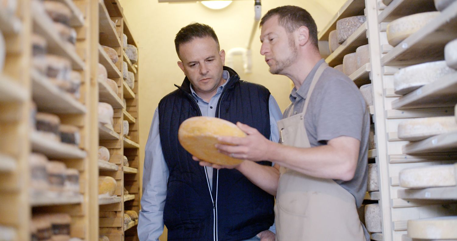 Video: For The World's Finest Cheeses, Chefs Head To This Tiny French Commune
