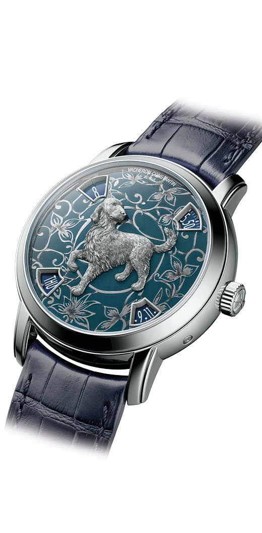 Photo: Courtesy of Vacheron Constantin