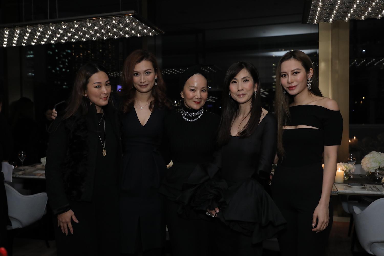 Antonia Li, Colleen Fung, Reina Chau, Ming Ho-Tang, Eleanor Lam