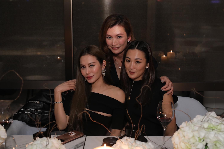 Eleanor Lam, Colleen Fung, Antonia Li