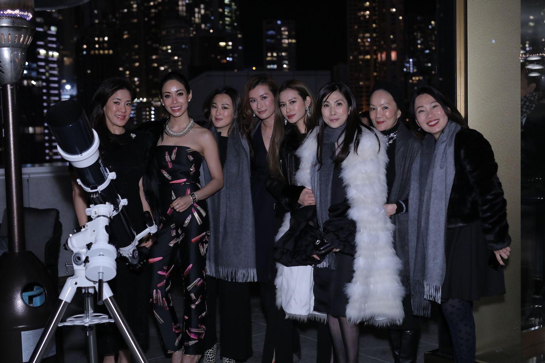 Sabrina Fung-Lam, Yen Kuok, Antonia Li, Colleen Fung, Eleanor Lam, Ming Ho-Tang, Reina Chau, Crystal Lai
