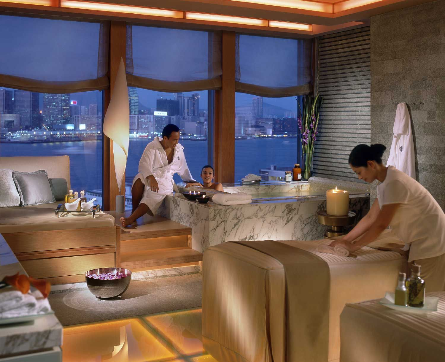 Valentine's Day: 5 Romantic Couple's Spa Packages In Hong ...