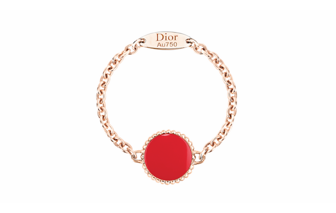 Dior Unveils New Star Studded Rose Des Vents Jewellery