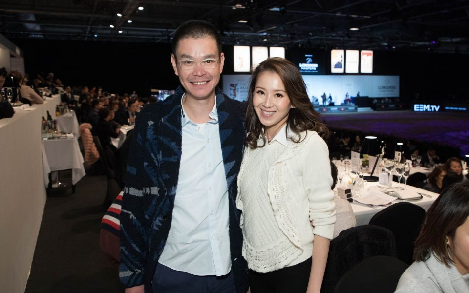 Adrian Li, Bonnie Kwong-Li