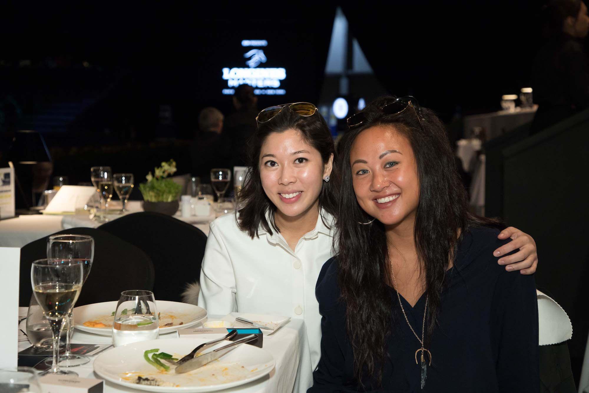 Amanda Cheung, Jasmine Chen