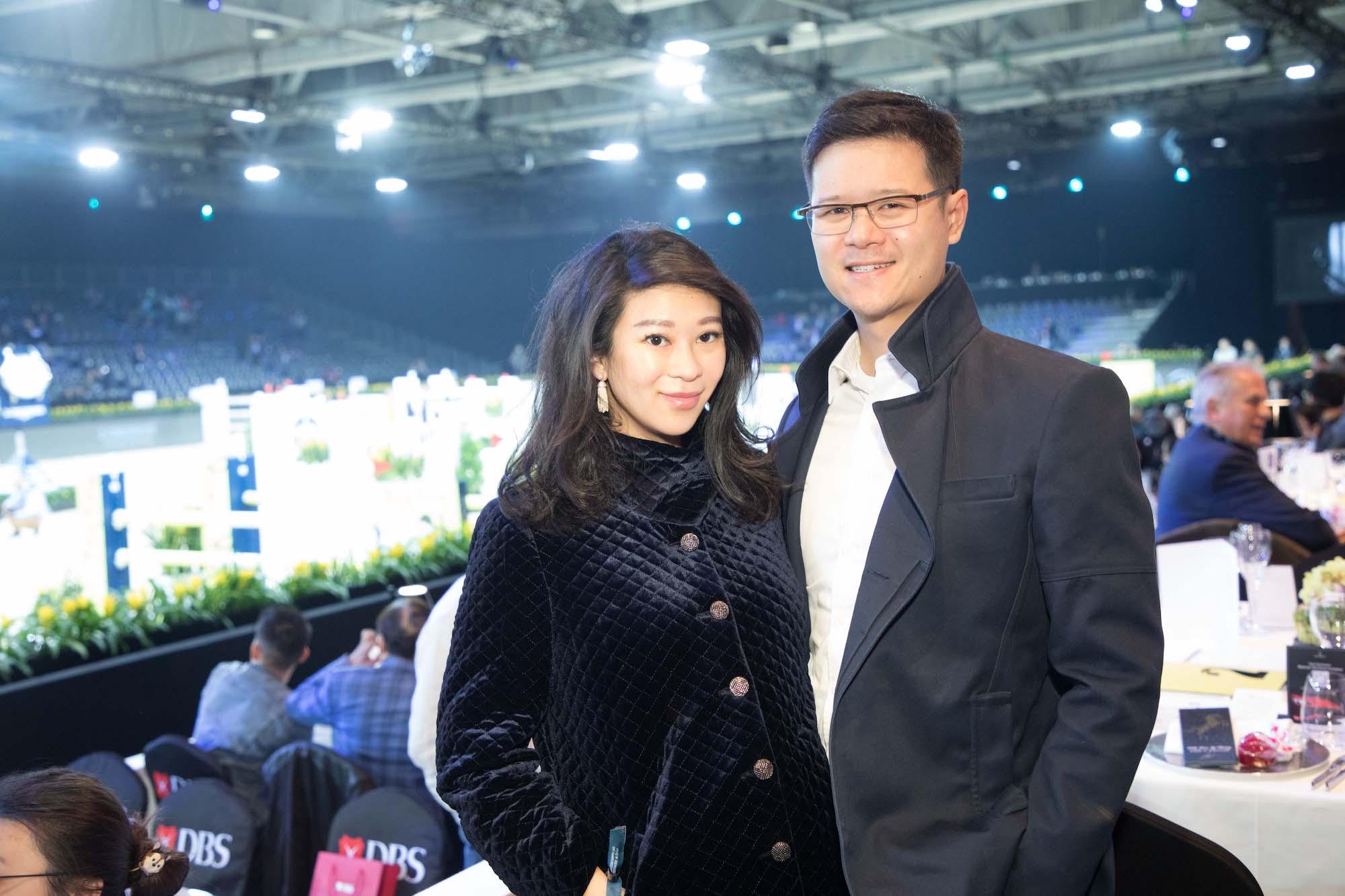 Christy Liang, Benjamin Liang