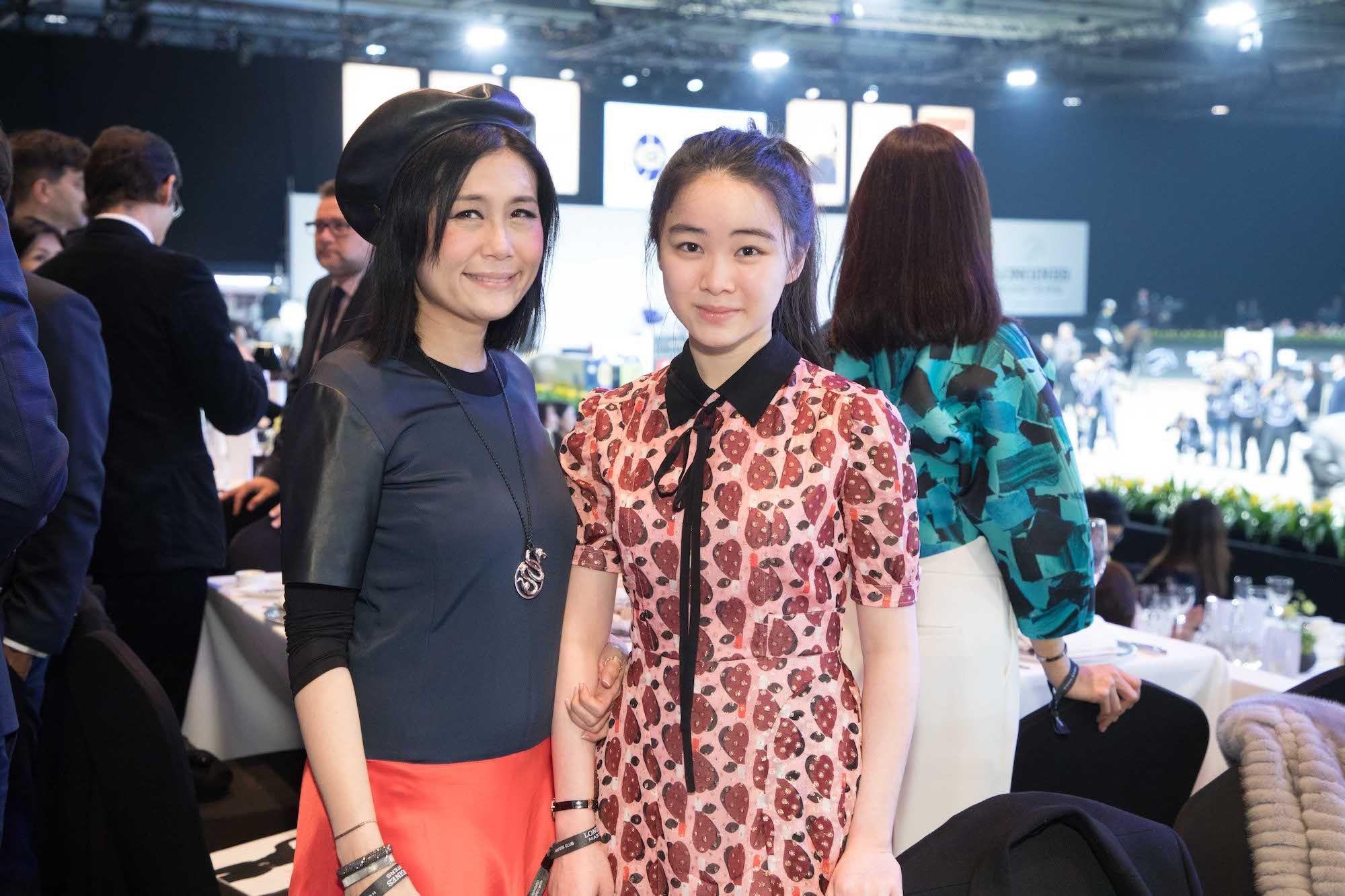 Denise Lo, Chloe Cheung